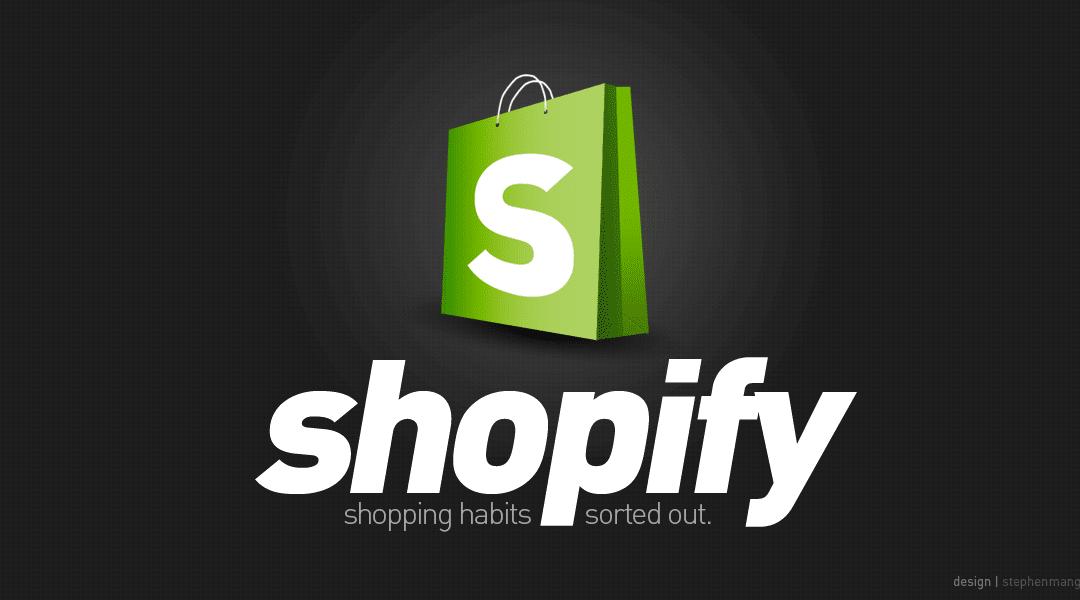 Shopify e-commerce websites under our belt