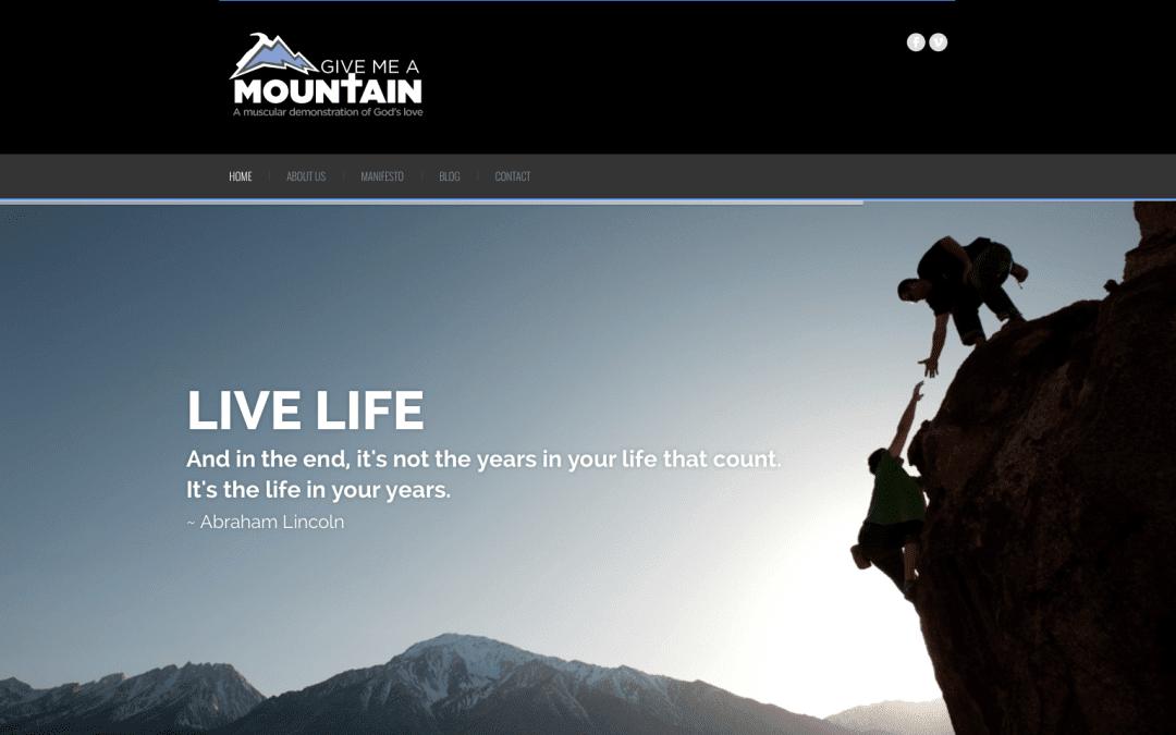 Give Me a Mountain