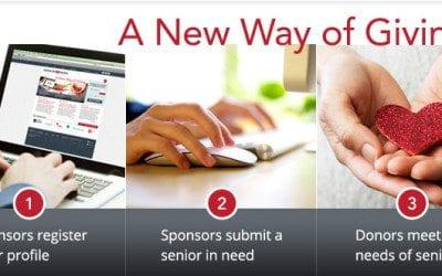 Rhubarb Media helps Seniors in Need