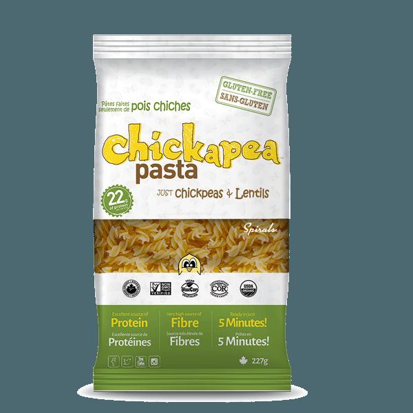 Chickapea Pasta