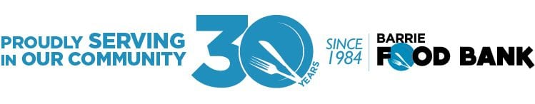 Barrie Food Bank 30yrs-long2