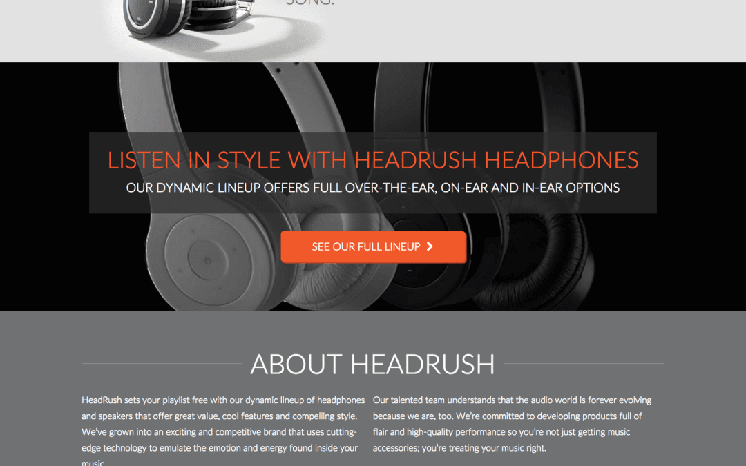 The Source Canada: HeadRush Audio