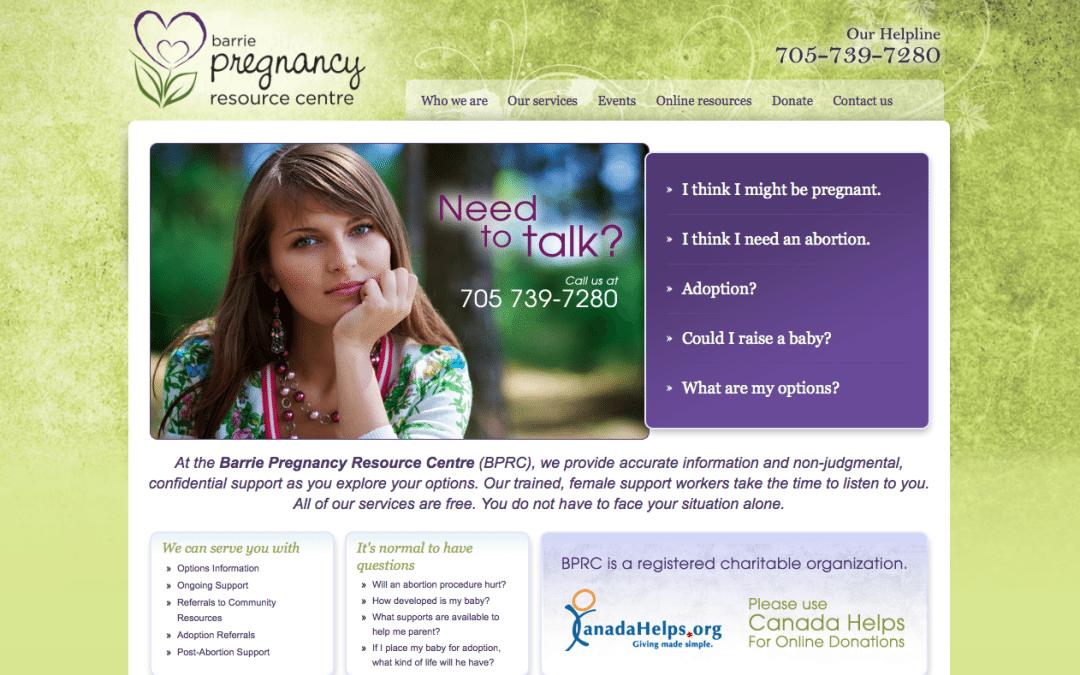 Pregnancy Resources Centre